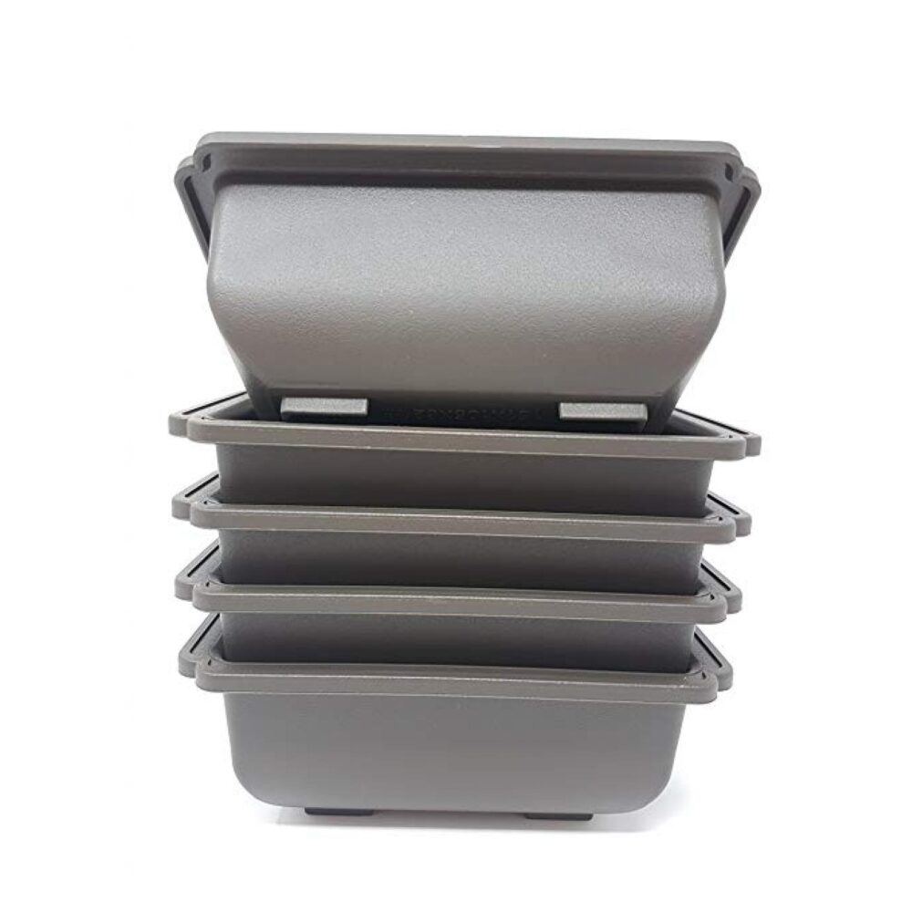 5 x Plastic Bonsai Pot - 5 Inch (13cm)