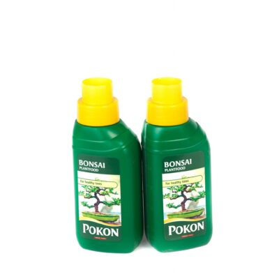 Bonsai Tree Plant Food - 250ml x 2 Bottles