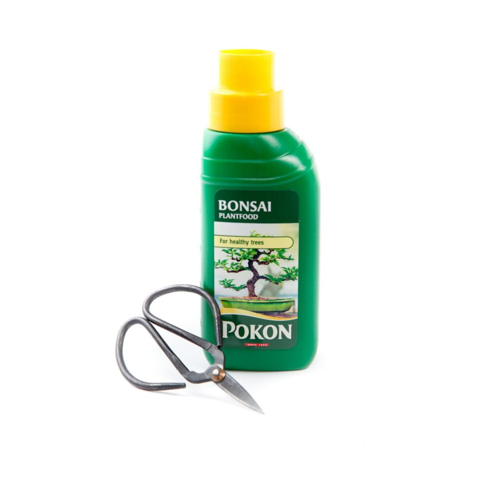 Bonsai Liquid Feed 250ml & Scissors