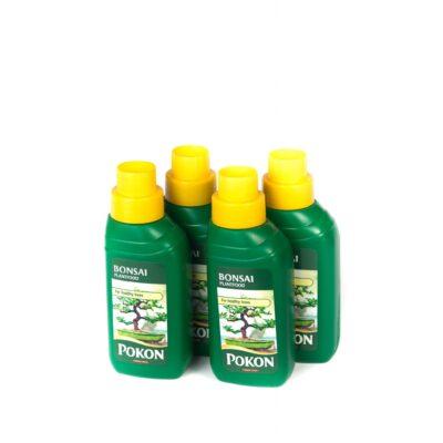 Bonsai Tree Plant Food - 250ml x 4 Bottles