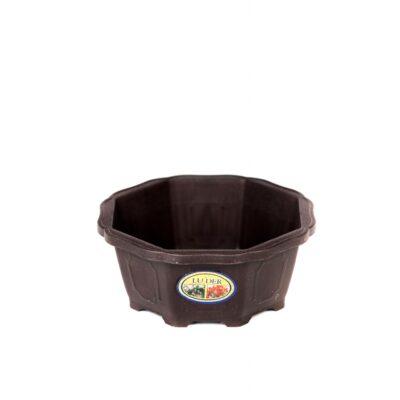 1 x 15cm x 15cm x 6cm Plastic Pot