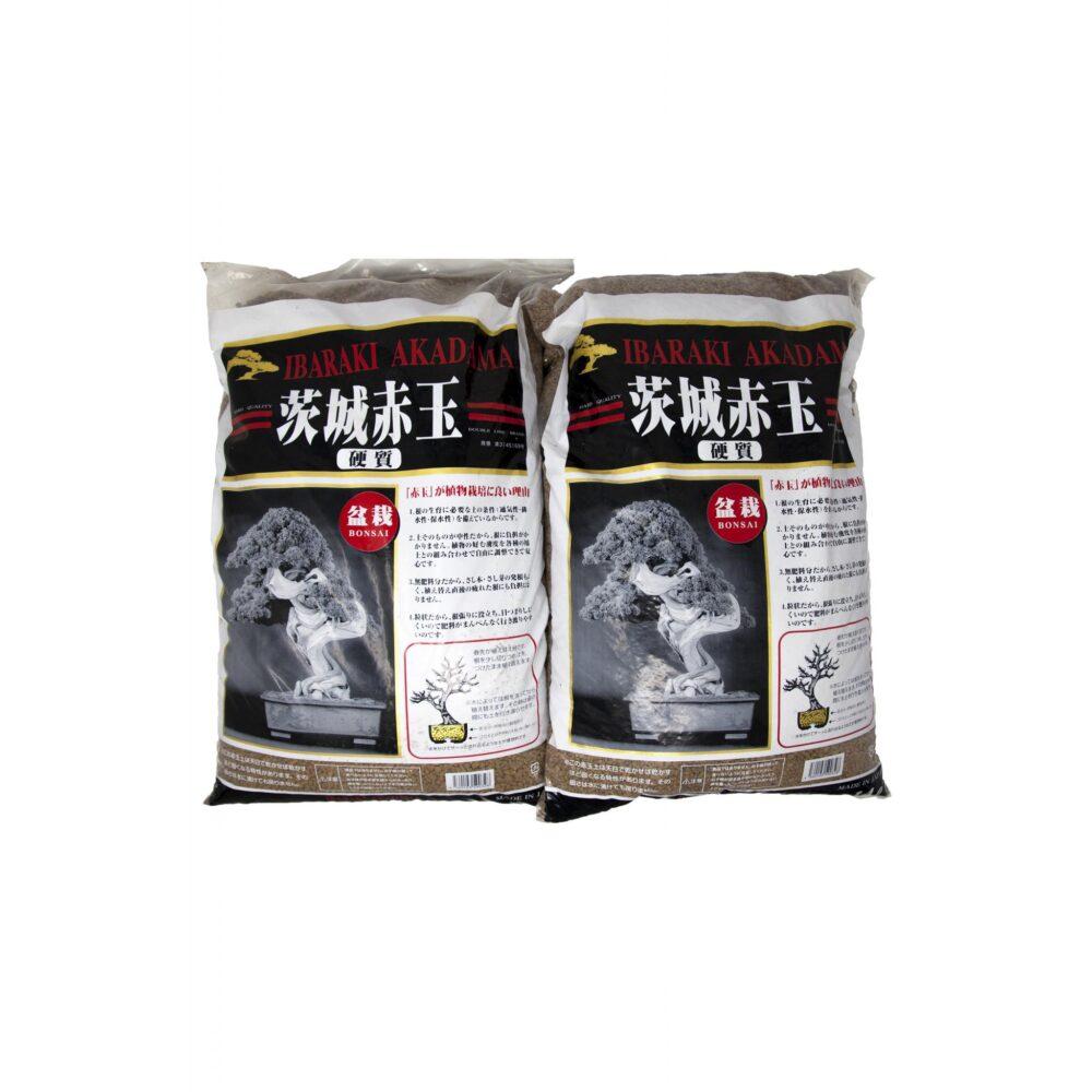 2 x 14 Litre Akadama Bonsai Soil - Compost